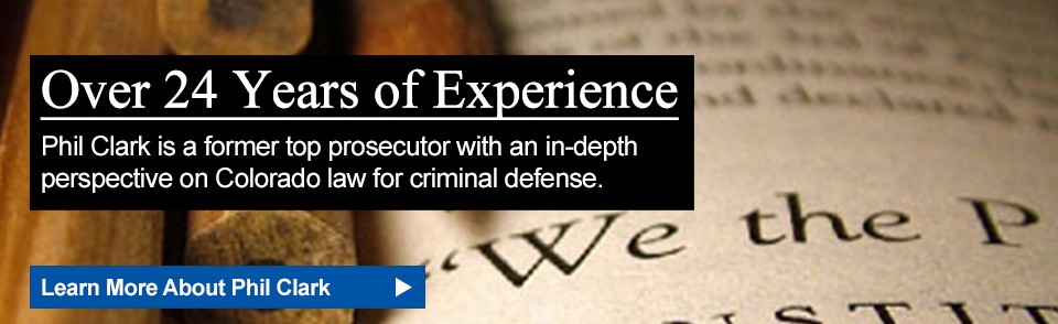Over 24 Years of Experience - Criminal Law - The Clark Law Firm