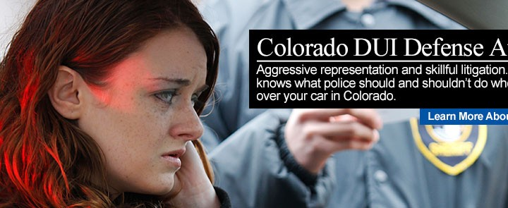 Slider – Colorado DUI Defense Attorney